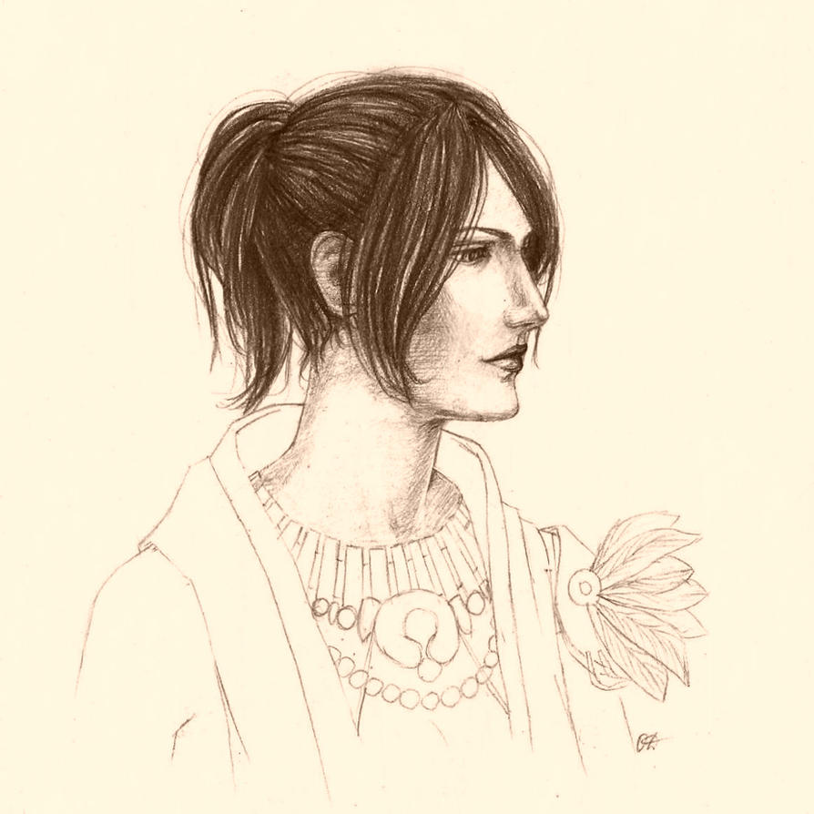 Morrigan by OkiDice