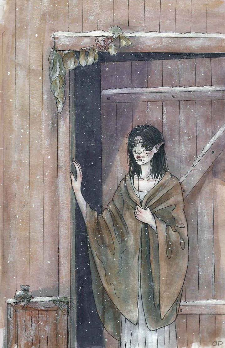 Merrill agaaaaain by OkiDice