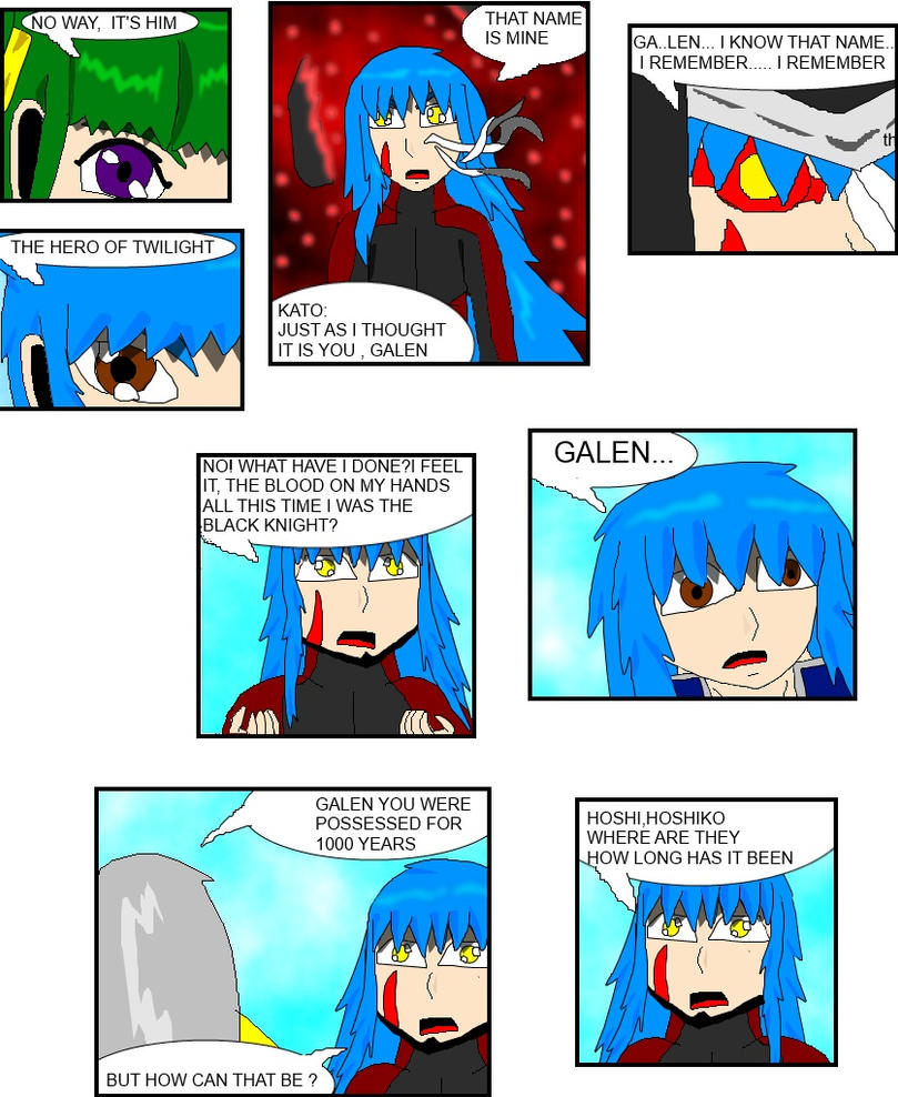 Erementaru Saga Ch 12 Digital Page 7 By Shane Zero On Deviantart