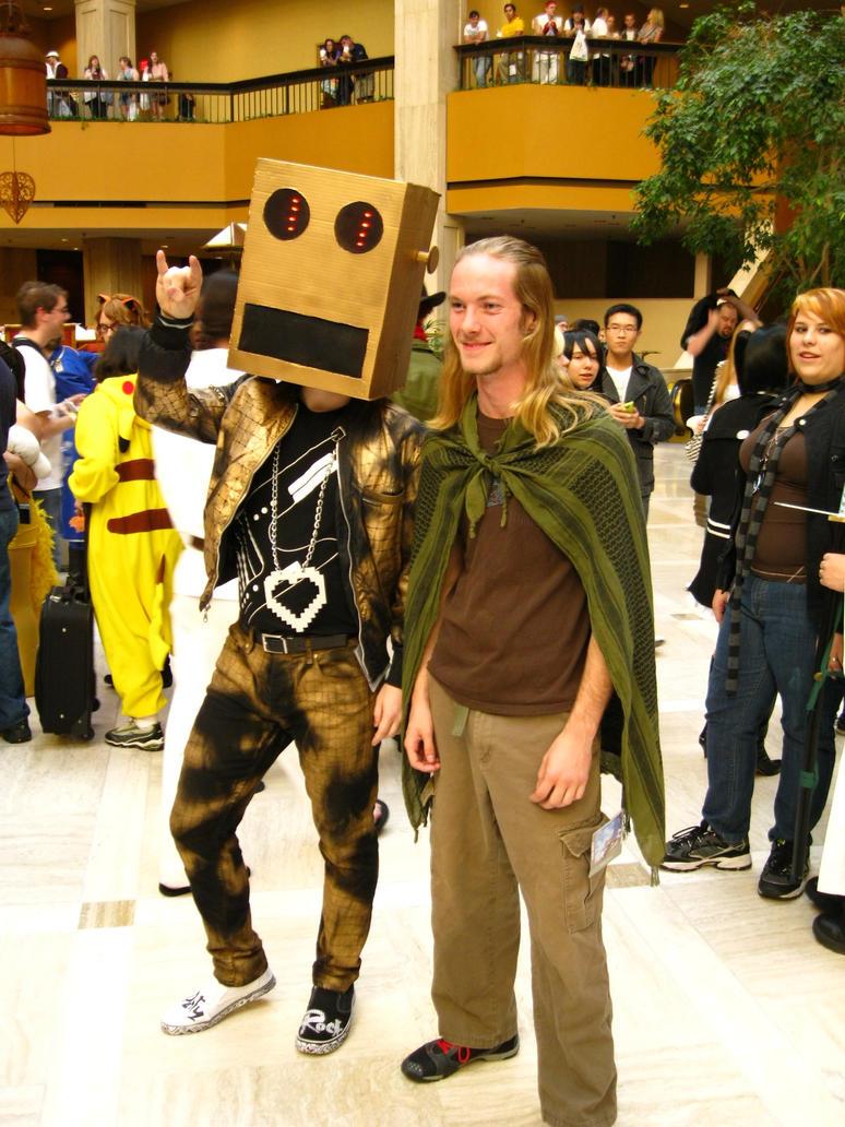 lmfao robot real face - photo #24