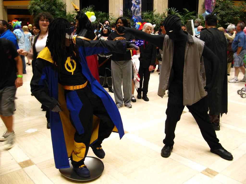 Xcoser Xcoser DC Comics Static Shock Costume Original buy ...