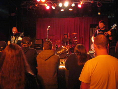 Sliver of Silver at the Masquerade VIII