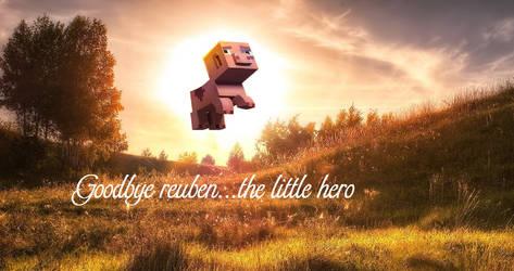 Goodbye Little Hero by CharizardMen99