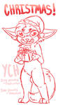 DERP CHRISTMAS YCH (Open, Unlimited) by Star-Nerd