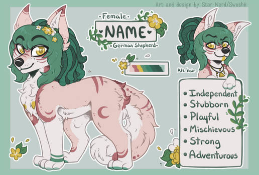 Forest Elf - Adopt Auction (OPEN)