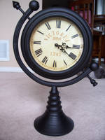 Clock2 by Eisoptrophobic-stock