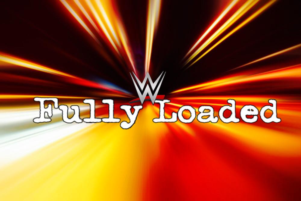 Wwe fully loaded logo