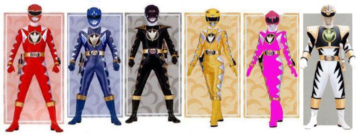 Power Rangers By 619rankin On Deviantart