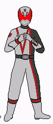 Spd silver ranger by 619rankin