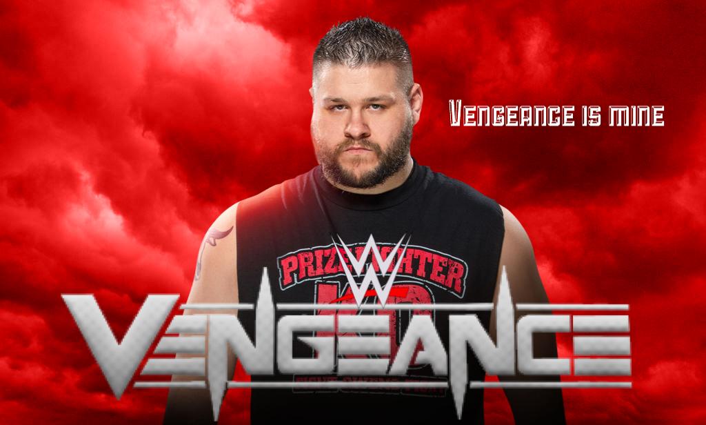 2017 wwe vengeance fan poster by 619rankin