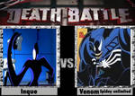 Inque vs venom unlimited death battle