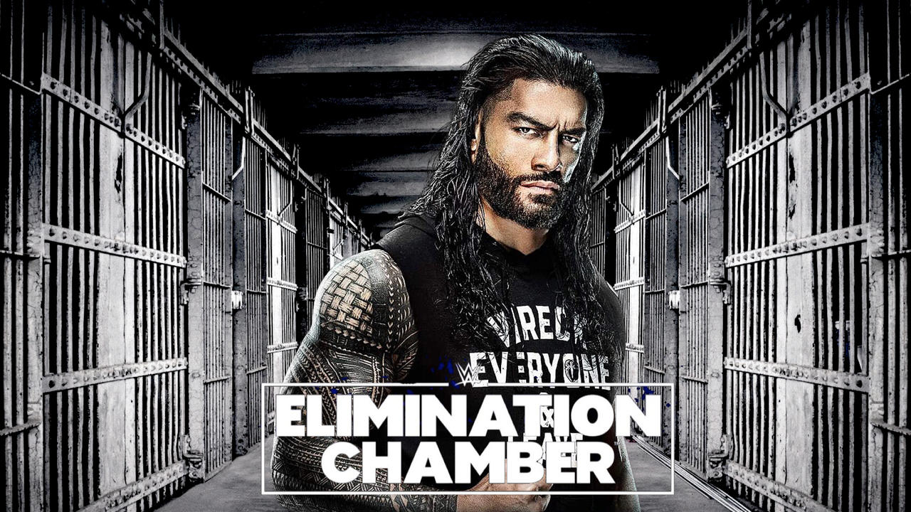 Reason Roman Reigns Not Competing Inside WWE Elimination Chamber In 2021 1
