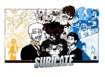 SURICATE! by wilmau