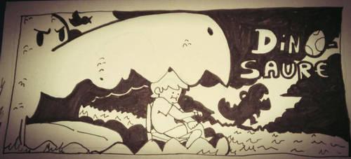 Dinosaur!! by wilmau