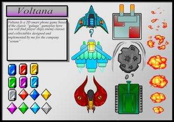 Voltana design sheet by GlassEyesDesigns