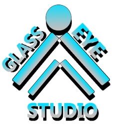 new logo by GlassEyesDesigns