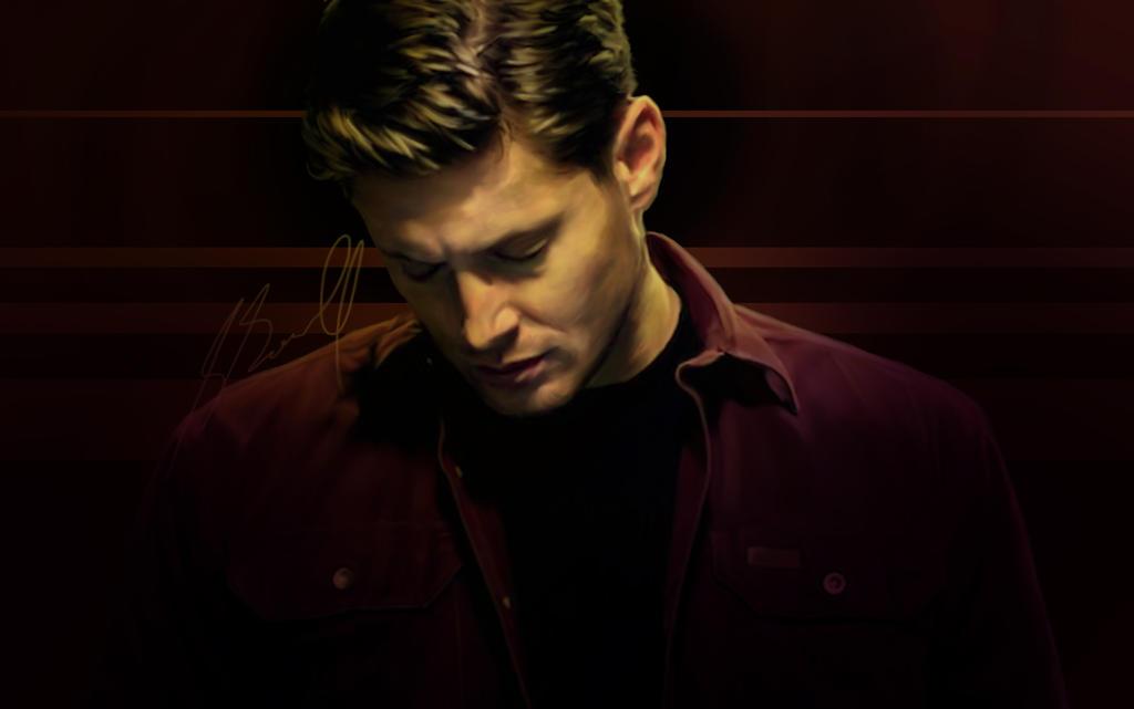 Dean Winchester by milgarionangel