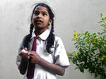 School Girl-Streets of India by VintagexShot