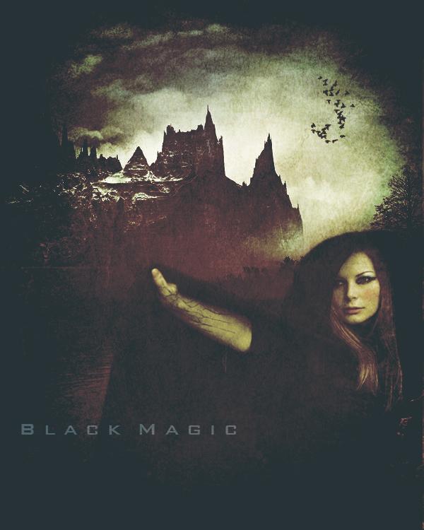 Black magic by Ash-3xpired
