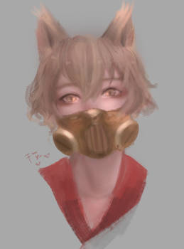 Fan Art Fox Boy