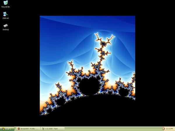 Desktop on 1-22-2008 by scorpio-empire