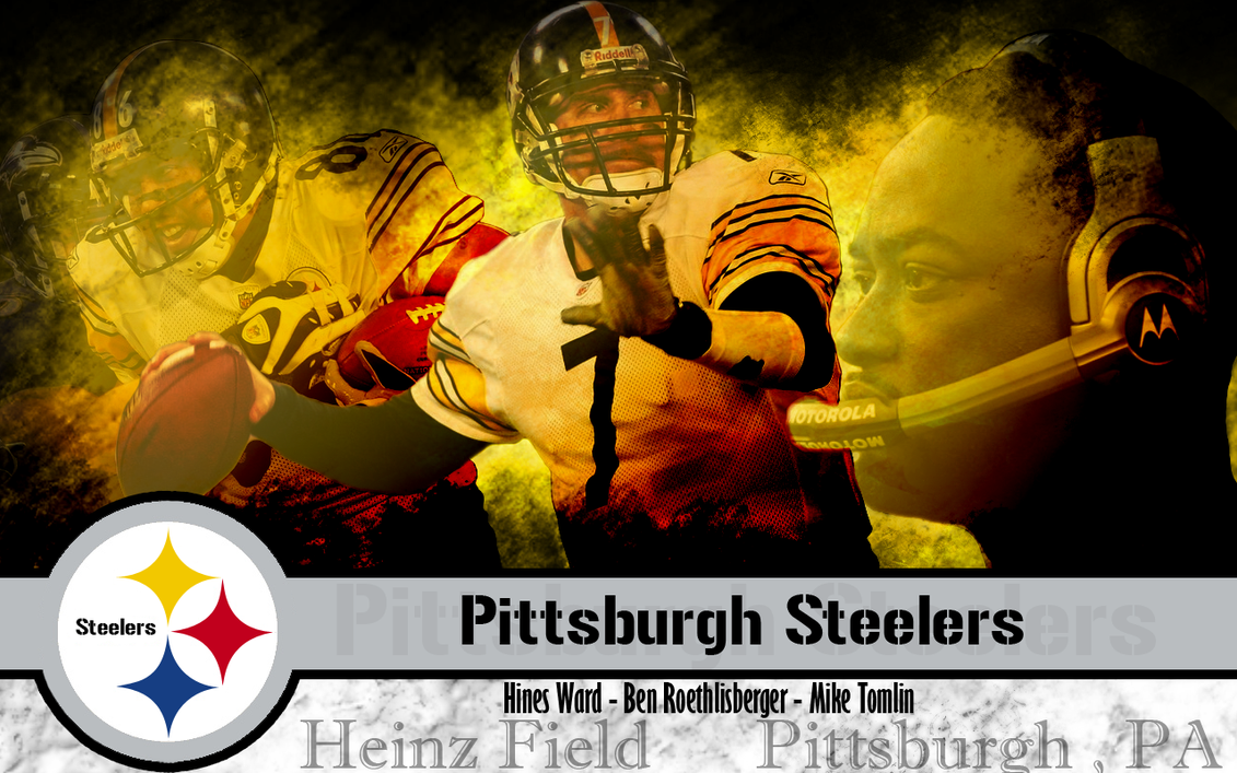 Pittsburgh Steelers Wallpaper By ShadezNation