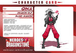 Heroes of Dragonstone - Qina