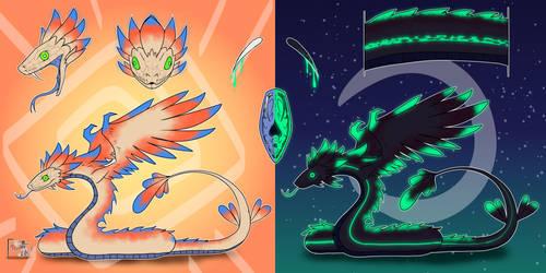 Zxhyana's dragon form