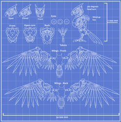 Zeitjaeger - Blueprints