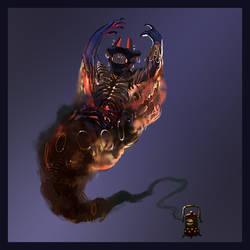 Djinn  - Mythical Might