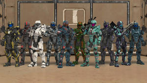 brotherhood  [Halo 4]