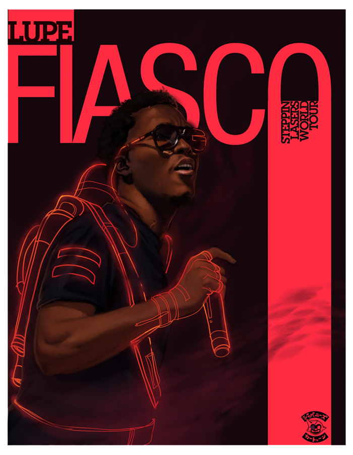 lasers lupe fiasco track list - 700×901