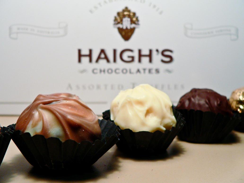 haigh's chocolates by doey8