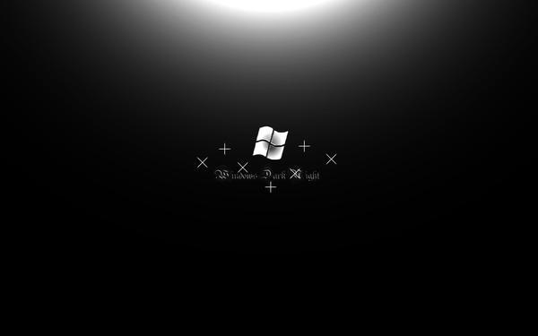 Windows Dark Night by caeszer