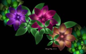 Exotic Flower Vine