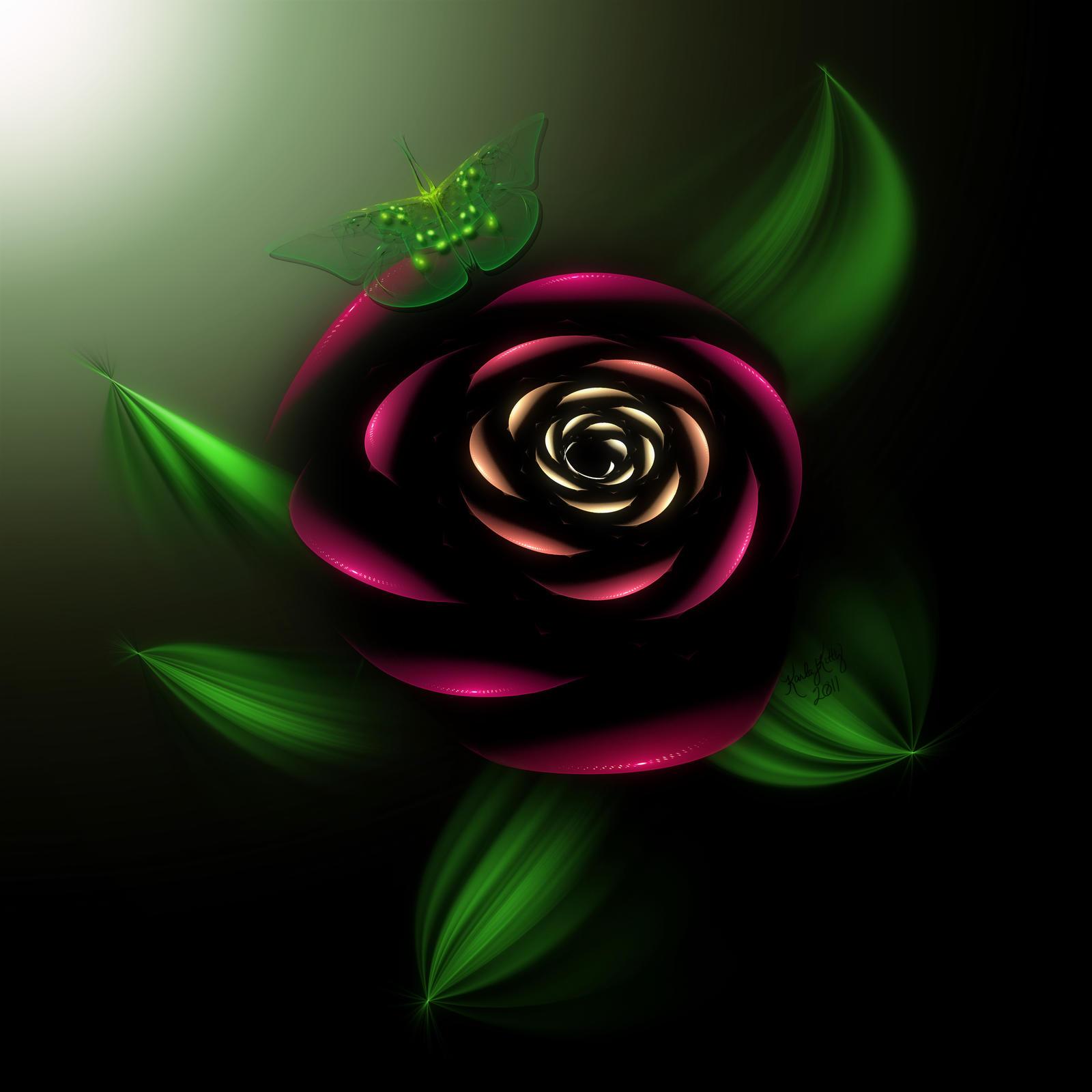 La Rosa by karlajkitty