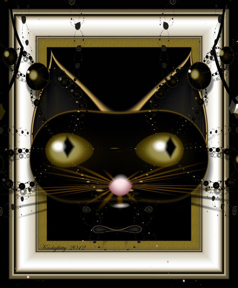 Kitty by karlajkitty