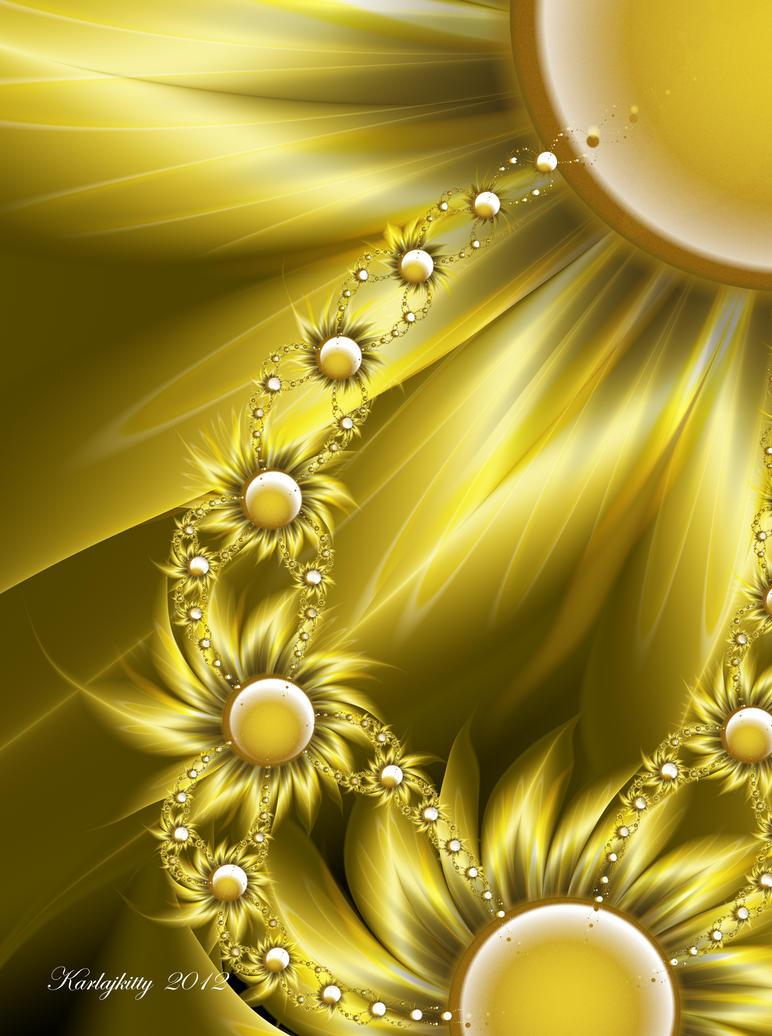 Daisy Sunshine by karlajkitty