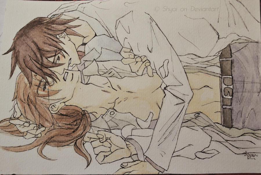 Koisuru Bokun by Shyai