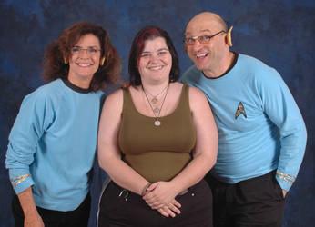 Live Long and Prosper by SkeksisGirl