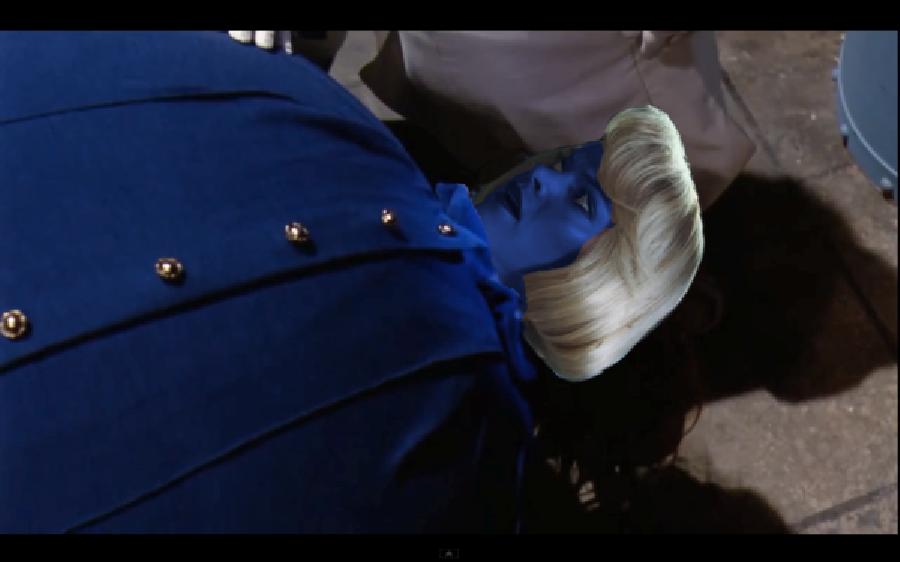 Violet Blueberry Blueberry Fat Suit Rel...