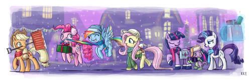 Winter (pony)