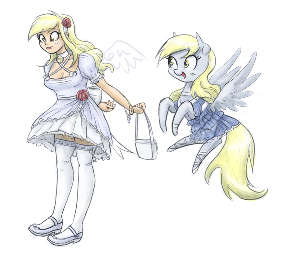 frilly derpies by king kakapo on deviantart