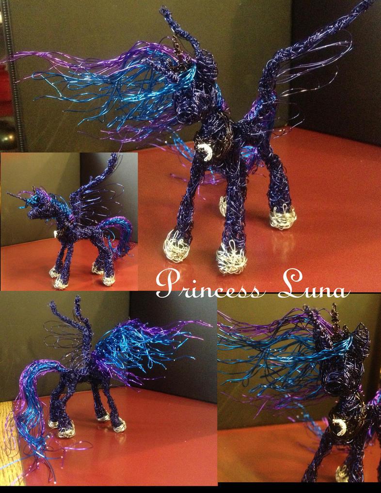 Princess Luna by shottsy85