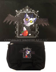 Ryukitty Laptop Bag by shottsy85