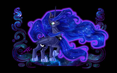 Luna Dreamwalker by shottsy85