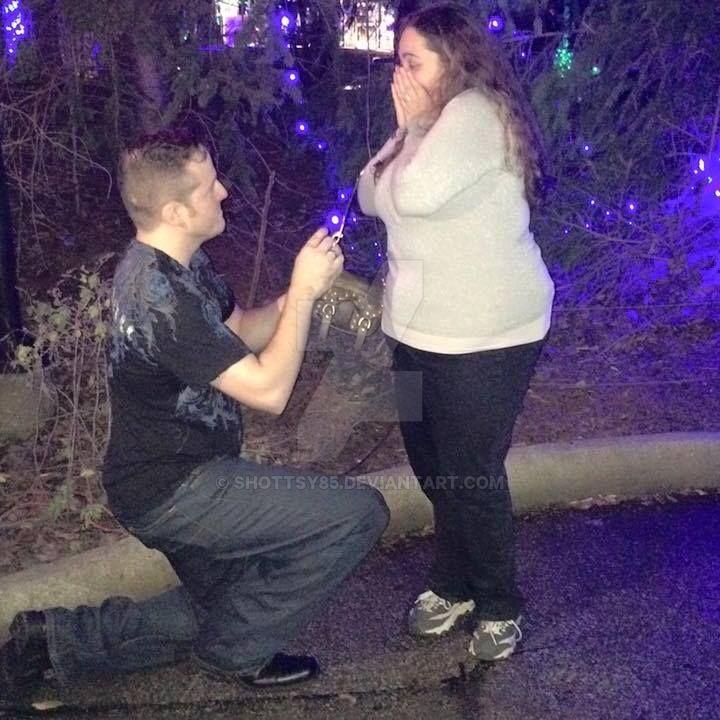 I'm engaged by shottsy85
