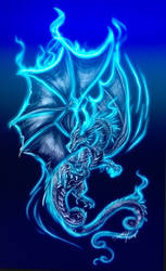 Spirit Dragon Shirt and print design