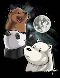 3 Bear Moon