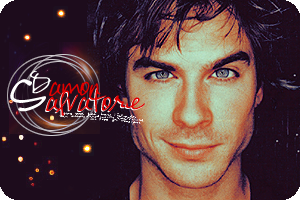 Damon Salvatore V by ElficaDraconis